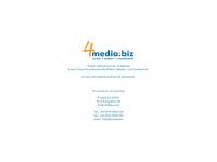 4media.biz Webseite Vorschau