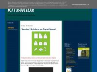 kits4kids.blogspot.com Webseite Vorschau