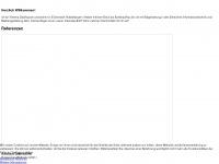 verena-glashauser.de Webseite Vorschau