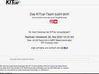 kitcar-team.de Webseite Vorschau