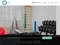physio-lotter.ch Webseite Vorschau