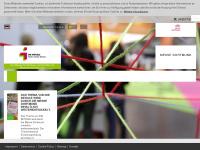 die-initiale.de Webseite Vorschau