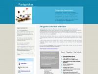 partypicker.info