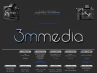 3mmedia.biz Webseite Vorschau
