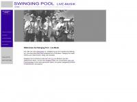 swinging-pool.de Webseite Vorschau