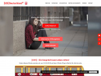 u25-deutschland.de Webseite Vorschau