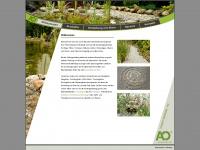 kies-sand-natursteine.de Webseite Vorschau