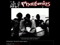 phantomias.net Webseite Vorschau