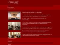 stoelcker.com Webseite Vorschau