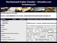 rechtsanwalt-kaden-dresden.de
