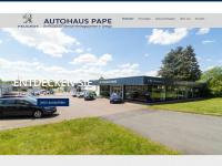 autohaus-pape.de