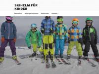 kinderskihelm.net Webseite Vorschau