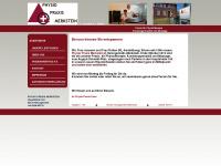 physio-vital.info Webseite Vorschau