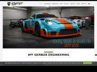 9ff.com Webseite Vorschau
