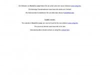 loew.info Webseite Vorschau