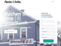 3raben.com Webseite Vorschau