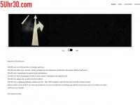 5uhr30.com Webseite Vorschau