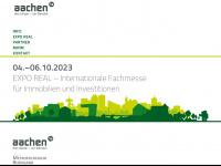 1aachen.com Webseite Vorschau