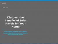 4-solar.com Webseite Vorschau