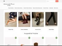 am-roan.com Webseite Vorschau