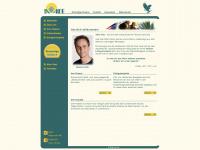 1a-aloe.com Webseite Vorschau