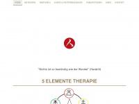 5elemente.net Webseite Vorschau