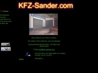 Kfz-sander.net