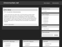 uhrenmarken.net