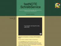fastnote.tumblr.com