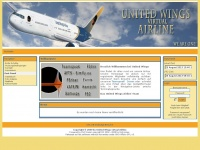 united-wings.net Thumbnail