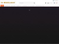 1a-modellbau.com Webseite Vorschau