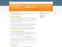 0900nummern.net Webseite Vorschau