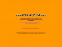 00800-vitamine.com Webseite Vorschau