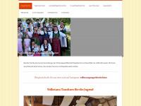 volkstanzgruppe-bittelschiess.de Webseite Vorschau