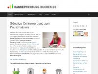 Bannerwerbung-buchen.de