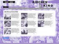 kirchen-und-kino.de Webseite Vorschau