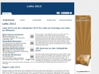 lotto-online24.de Webseite Vorschau