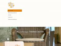 physiotherapie-kirchberg.de Webseite Vorschau