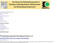 philatelistenverband-norddeutschland.de