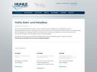 huhle-stahlbau.de