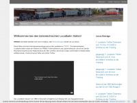 localbahn.at Webseite Vorschau