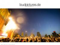 loudpictures.de Webseite Vorschau