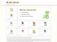 kinderstuhl.net Webseite Vorschau