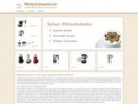 milchaufschaeumer.net