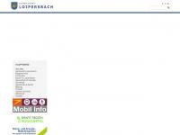 loipersbach.info Webseite Vorschau