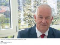 kissling-logistik.com Webseite Vorschau