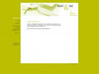 wort-und-tat.com