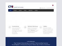 travel-consulting.biz Webseite Vorschau