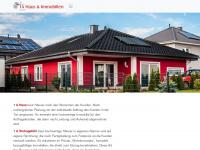 1a-haus.net Webseite Vorschau