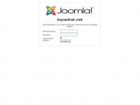 bquadrat.net Webseite Vorschau